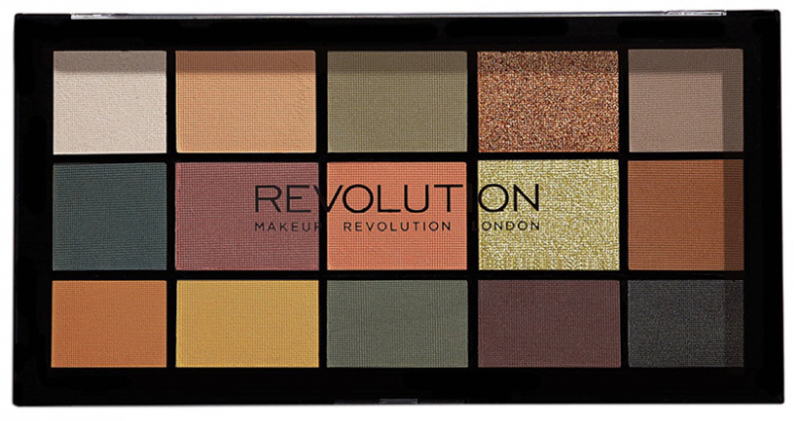 Makeup revolution reloaded iconic