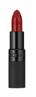 GOSH - VELVET TOUCH LIPSTICK MATT - Matowa, odżywcza pomadka do ust - 024 - RED - 024 - RED