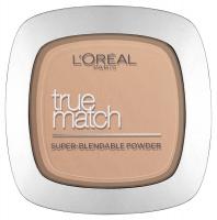 L'Oréal - The powder - TRUE MATCH - 3.D/3.W - GOLDEN BEIGE - 3.D/3.W - GOLDEN BEIGE