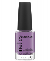 Kinetics - SOLAR GEL NAIL POLISH - Lakier do paznokci - System Solarny - 089 PURPLE MADNESS - 089 PURPLE MADNESS