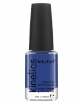 Kinetics - SOLAR GEL NAIL POLISH - Lakier do paznokci - System Solarny - 159 FASHION BLUE - 159 FASHION BLUE