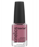 Kinetics - SOLAR GEL NAIL POLISH - 204 PURSE - 204 PURSE