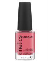 Kinetics - SOLAR GEL NAIL POLISH - Lakier do paznokci - System Solarny - 206 SO CORAL - 206 SO CORAL