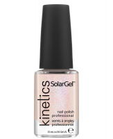 Kinetics - SOLAR GEL NAIL POLISH - Lakier do paznokci - System Solarny - 230 EVER CREAM - 230 EVER CREAM