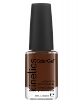 Kinetics - SOLAR GEL NAIL POLISH - Lakier do paznokci - System Solarny - 255 CAFE CENTRAL - 255 CAFE CENTRAL