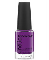 Kinetics - SOLAR GEL NAIL POLISH - Lakier do paznokci - System Solarny - 309 AFRICAN VIOLET - 309 AFRICAN VIOLET