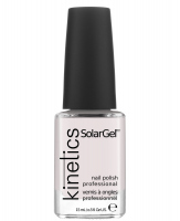 Kinetics - SOLAR GEL NAIL POLISH - Lakier do paznokci - System Solarny - 341 PEARL HUNTER - 341 PEARL HUNTER