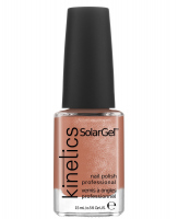 Kinetics - SOLAR GEL NAIL POLISH - 342 SATIN COLD - 342 SATIN COLD