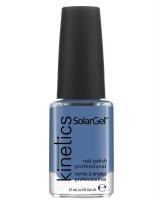 Kinetics - SOLAR GEL NAIL POLISH - 346 NORDIC BLUE - 346 NORDIC BLUE