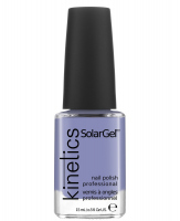 Kinetics - SOLAR GEL NAIL POLISH - Lakier do paznokci - System Solarny - 385 LOVE IN THE SNOW - 385 LOVE IN THE SNOW
