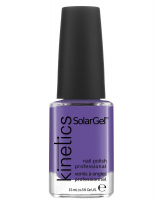 Kinetics - SOLAR GEL NAIL POLISH - Lakier do paznokci - System Solarny - 386 ICE IS NICE - 386 ICE IS NICE