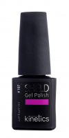 Kinetics - SHIELD GEL Nail Polish - 197 VIOLET UP - 197 VIOLET UP