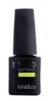 Kinetics - SHIELD GEL Nail Polish - 198 YELLOW SHOCK - 198 YELLOW SHOCK