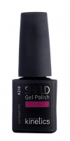Kinetics - SHIELD GEL Nail Polish - 210 MULBERRY - 210 MULBERRY