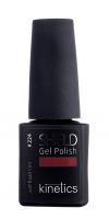 Kinetics - SHIELD GEL Nail Polish - 224 SIGNATURE WINE - 224 SIGNATURE WINE