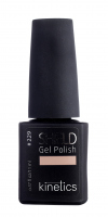 Kinetics - SHIELD GEL Nail Polish - 229 NAKED BEIGE - 229 NAKED BEIGE