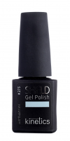 Kinetics - SHIELD GEL Nail Polish - 275 BLUE JASMINE - 275 BLUE JASMINE