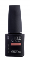 Kinetics - SHIELD GEL Nail Polish - 342 SATIN COLD - 342 SATIN COLD