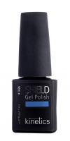 Kinetics - SHIELD GEL Nail Polish - 346 NORDIC BLUE - 346 NORDIC BLUE