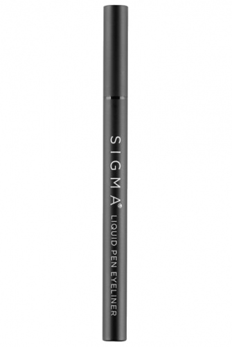 SIGMA - LIQUID PEN EYELINER - WICKED - BLACK - Eyeliner w pisaku