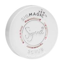 SIGMA - SIGMAGIC SCRUB - Solid Makeup Brush Cleanser