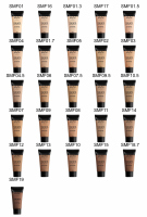 NYX Professional Makeup - STAY MATTE BUT NOT FLAT LIQUID FOUNDATION - Podkład matujący