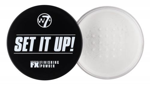 W7 - SET IT UP! - FX Finishing Powder - Utrwalający puder do twarzy