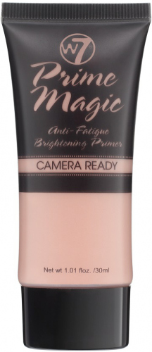 W7 - PRIME MAGIC - Anti-Fatigue Brightening Primer - CAMERA READY - Korygująca baza pod makijaż
