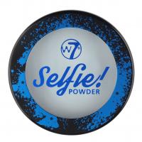 W7 - SELFIE POWDER - Matujący puder do twarzy