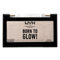 NYX Professional Makeup - BORN TO GLOW! - HIGHLIGHTER SINGLES - Rozświetlacz do twarzy
