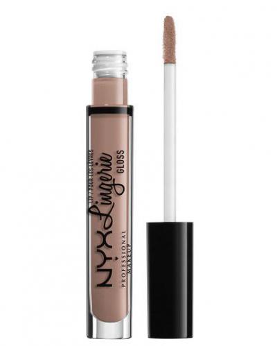 NYX Professional Makeup - Lip Lingerie Gloss - Błyszczyk do ust