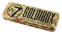 W7 - GOLDIBOX - Eye Colour Palette - Paleta 12 cieni do powiek