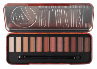 W7 - BLAZIN 'NEUTRALS ON FIRE - Eye Color Palette