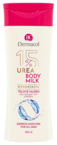 Dermacol - 15% UREA BODY MILK - Nawilżające mleczko do ciała