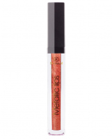 Dermacol - METALLIC LIQUID LIPSTICK  - 03 - AUTUMN LEAVES - 03 - AUTUMN LEAVES