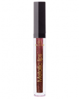 Dermacol - METALLIC LIQUID LIPSTICK  - 05 - CHILLI CHOCOLATE - 05 - CHILLI CHOCOLATE