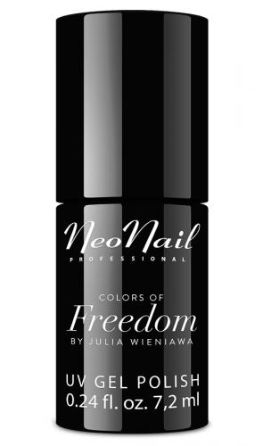 NeoNail - UV GEL POLISH - Colors of Freedom by Julia Wieniawa - Lakier hybrydowy