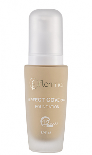 Flormar - Perfect Coverage Foundation - Podkład Kryjący