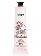 YOPE - NATURAL HAND CREAM - Tea and mint