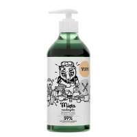 YOPE - NATURAL DISH WASHING LIQUID - Mint and tangerine