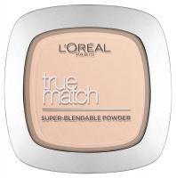 L'Oréal - The powder - TRUE MATCH - 1.R/1.C -  ROSE IVORY - 1.R/1.C - ROSE IVORY