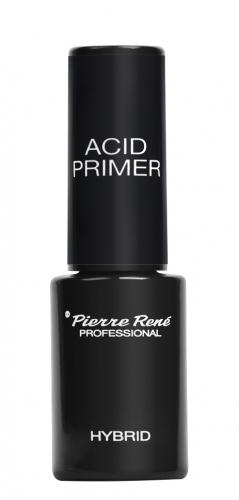 Pierre René - ACID PRIMER - Primer kwasowy do lakierów hybrydowych, żeli i akrylu