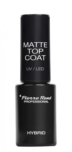 Pierre René - MATTE TOP COAT UV / LED