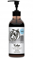YOPE - NATURAL SHOWER GEL - Coconut and sea salt