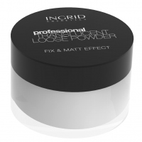 INGRID - PROFESSIONAL TRANSLUCENT LOOSE POWDER