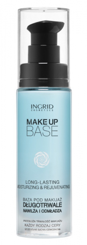 INGRID - MAKE-UP BASE - LONG-LASTING MOISTURIZING & REJUVENATING