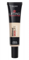 INGRID - DR LIFTING FOUNDATION - MINERAL SKIN LIFT HYALURON - 100 - PORCELAIN - 100 - PORCELAIN