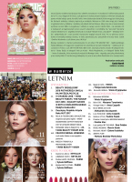 Magazyn Make-Up Trendy - HI GLAM - Wedding Time - No 2/2018