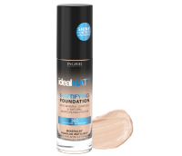 INGRID - IDEAL MATT - MATTIFYING FOUNDATION - 302 - LIGHT SUN - 302 - LIGHT SUN
