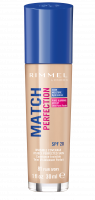 RIMMEL - Match Perfection - Podkład - 81 - FAIR IVORY - 81 - FAIR IVORY